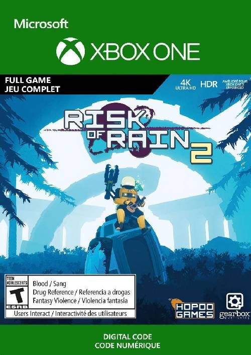 Risk of Rain 2 Xbox One (UK)