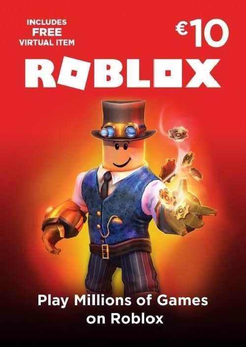 Roblox 10 EUR Gift Card