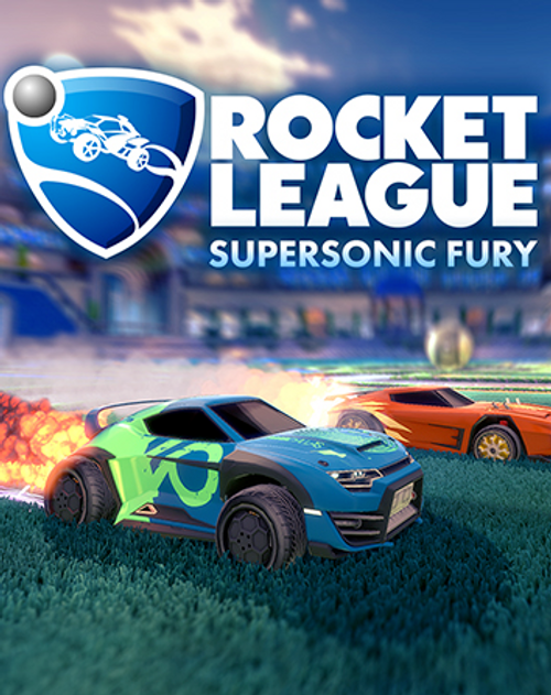 Rocket League PC - Supersonic Fury DLC
