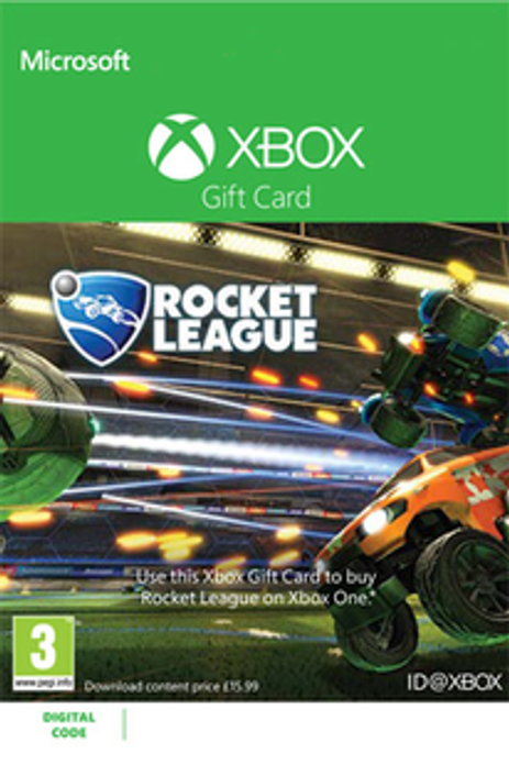 Rocket League for Xbox One [Digital Code]
