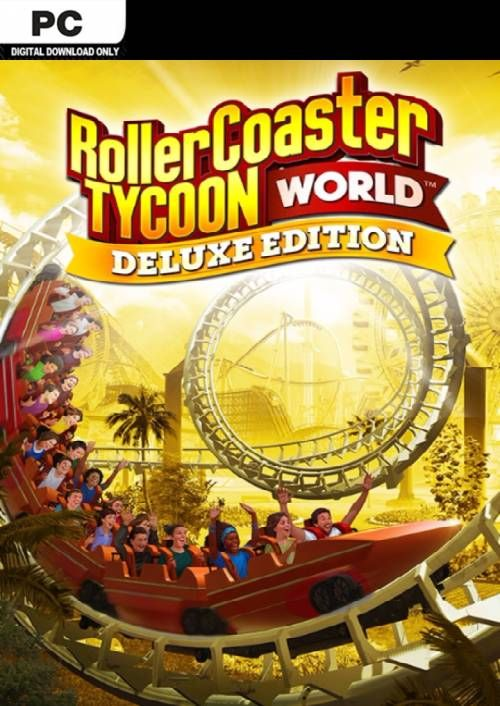 RollerCoaster Tycoon World - Deluxe Edition PC
