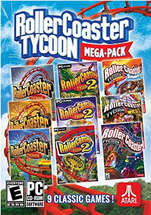 rollercoaster tycoon classic download pc