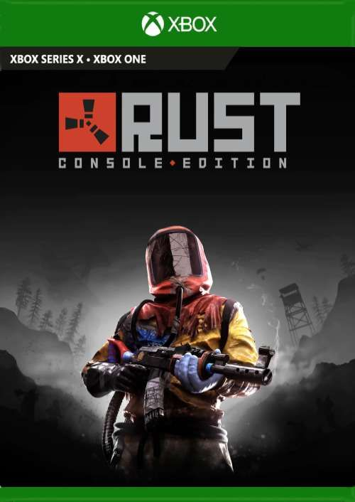 Rust Console Edition Xbox One (UK)
