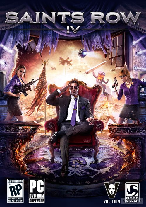 Saints Row IV 4 PC