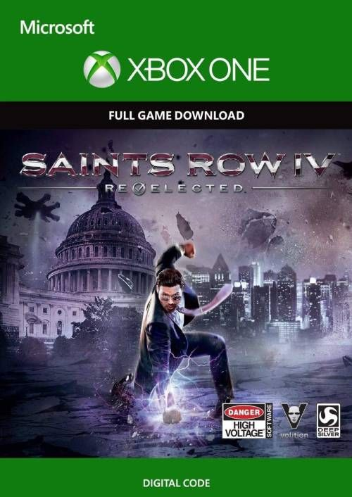 Saints Row IV: Re-Elected Xbox One (UK)