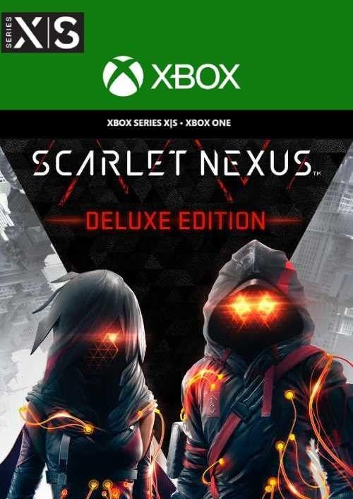 Scarlet Nexus Deluxe Edition Xbox One/Xbox Series X|S (UK)
