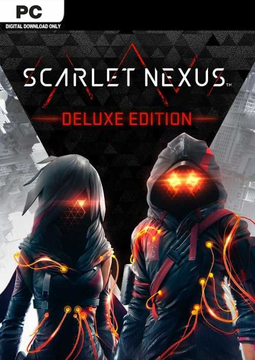 Scarlet Nexus Deluxe PC