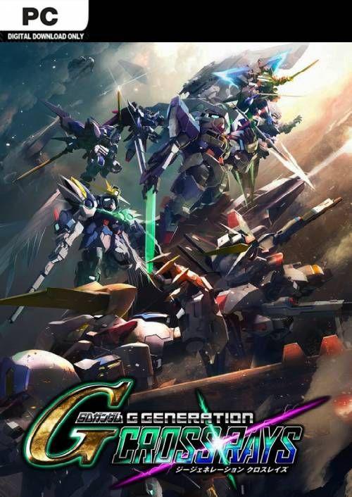 SD Gundam G Generation Cross Rays PC + Pre-Order Bonus