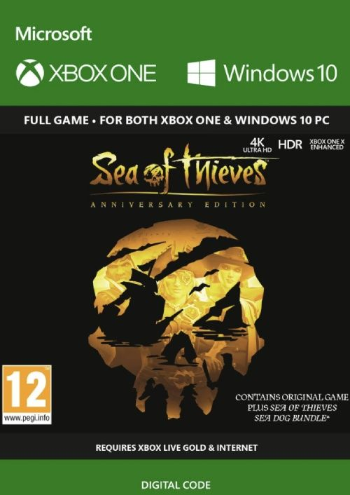 Sea of Thieves Anniversary Edition Xbox One / PC