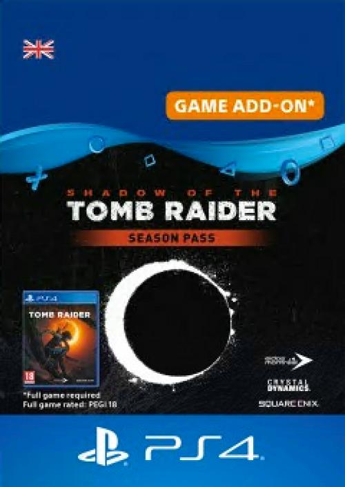 Shadow of the Tomb Raider - Season Pass PS4