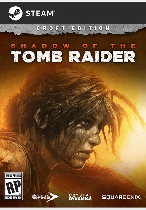 Shadow of the Tomb Raider Croft Edition PC + DLC