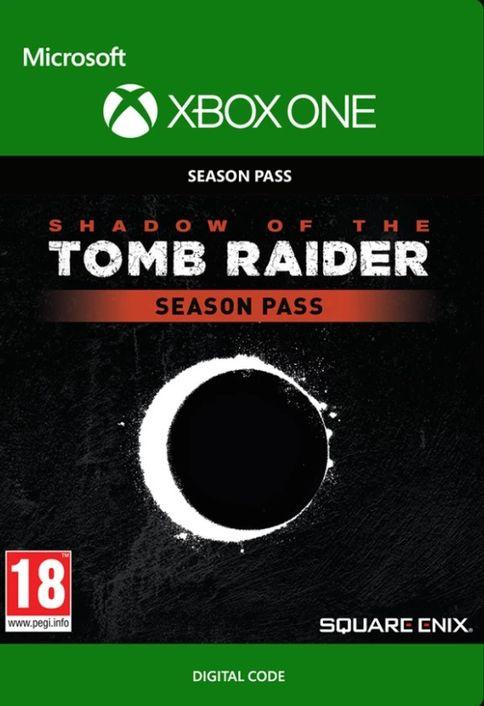 Shadow of the Tomb Raider Season Pass Xbox One
