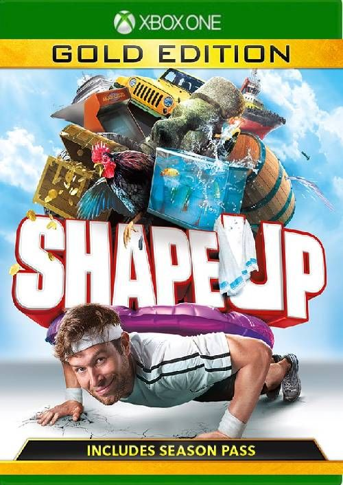 Shape Up - Gold Edition Xbox One