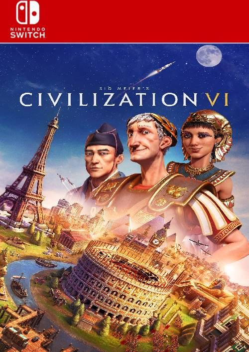Sid Meier's Civilization VI  Switch (EU)