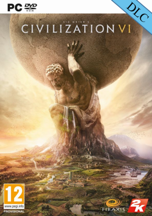 Sid Meiers Civilization VI 6 PC - DLC