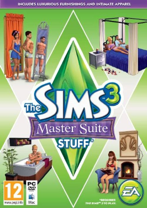 The Sims 3: Master Suite Stuff PC