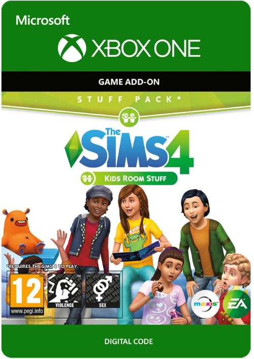 The Sims 4 Kids Room Stuff Xbox One