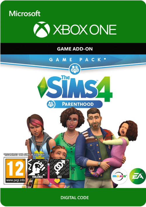 The Sims 4 - Parenthood Game Pack Xbox One