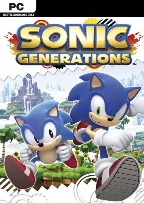 Sonic Generations Collection PC (EU)