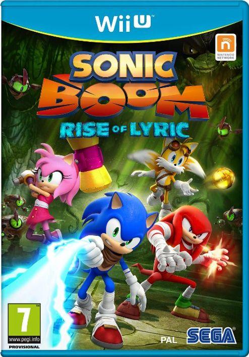 Sonic Boom: Rise of Lyric Nintendo Wii U