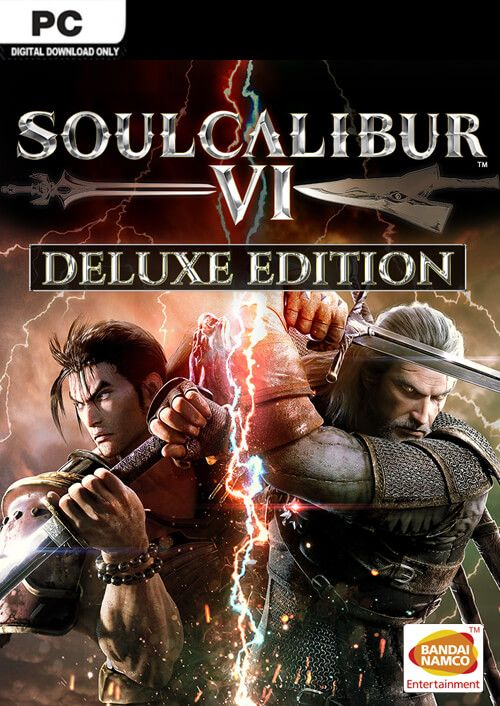 Soulcalibur VI 6 Deluxe Edition PC