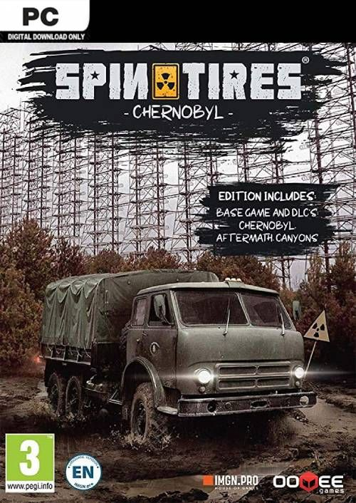 Spintires: Chernobyl Bundle PC