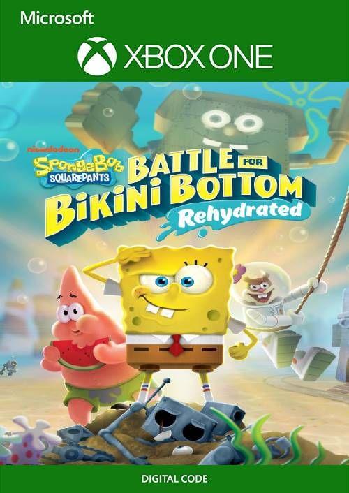 SpongeBob SquarePants: Battle for Bikini Bottom - Rehydrated Xbox One (UK)