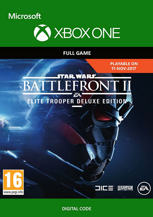 Star Wars Battlefront 2: Elite Trooper Deluxe Edition Xbox One