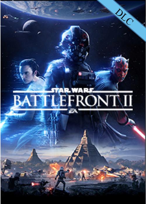 Star Wars Battlefront II 2 PC - The Last Jedi Heroes DLC