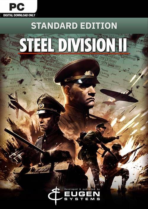 Steel Division 2 + DLC PC