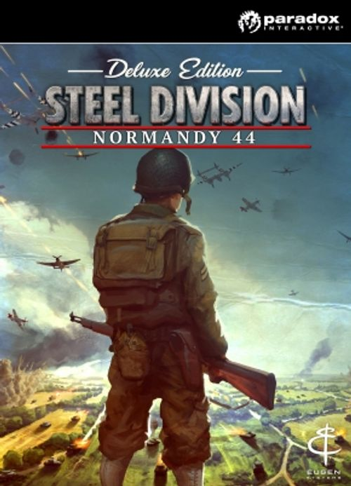 Steel Division Normandy 44 Deluxe Edition PC
