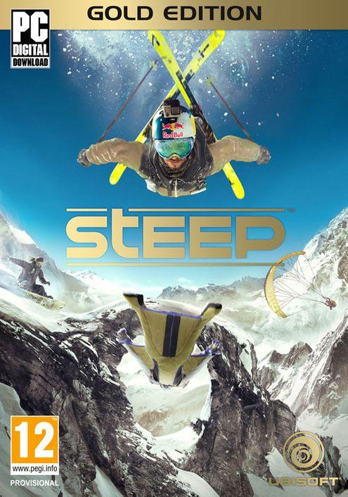 Steep Gold Edition PC (US)