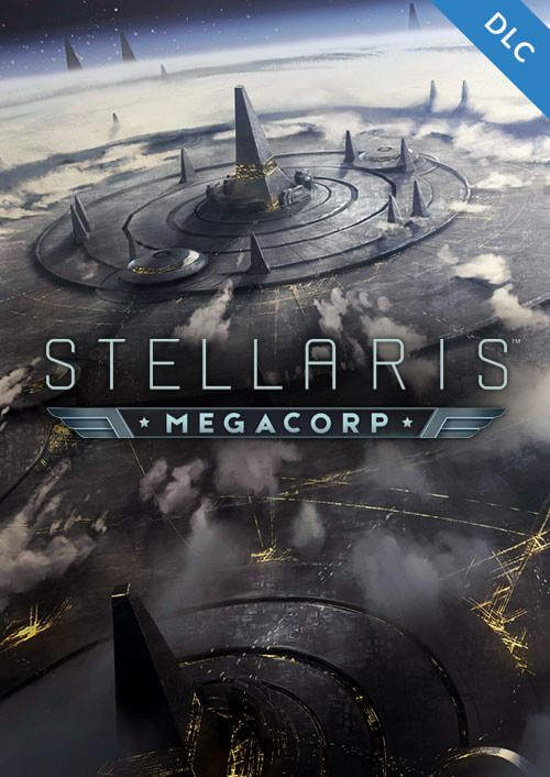 Stellaris PC MegaCorp DLC