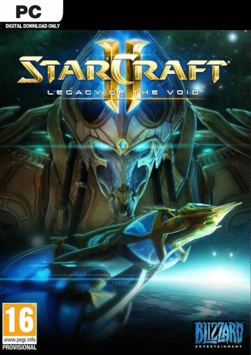 stracraft legacy of the void pc - Starcraft II : Legacy of the Void (PC/Mac)