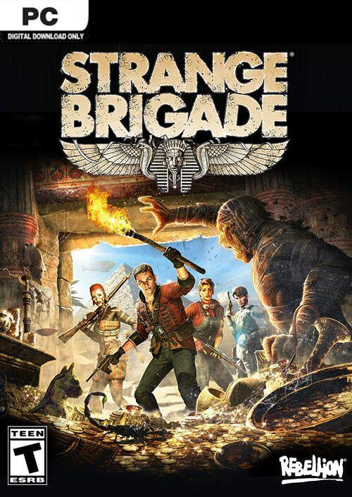 Strange Brigade PC + DLC