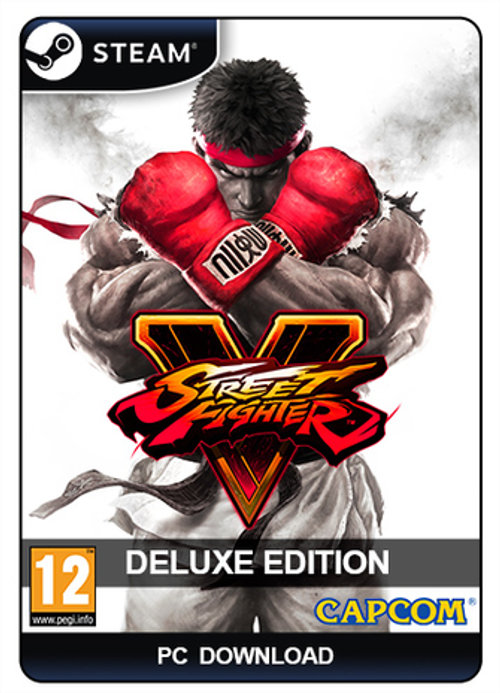 Street Fighter 5 Deluxe PC