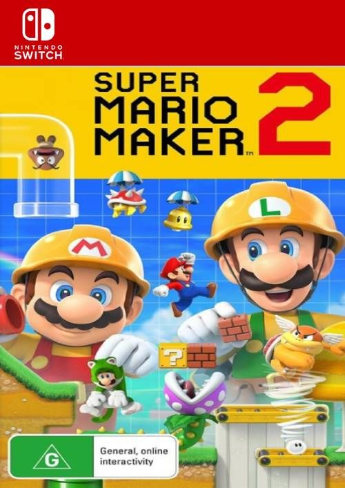Super Mario Maker 2 Switch (EU)