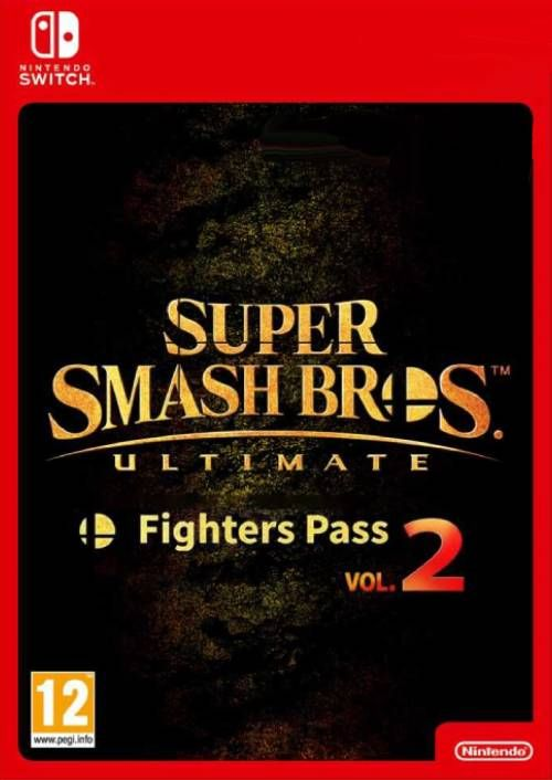 Super Smash Bros. Ultimate - Fighters Pass Vol. 2 Switch