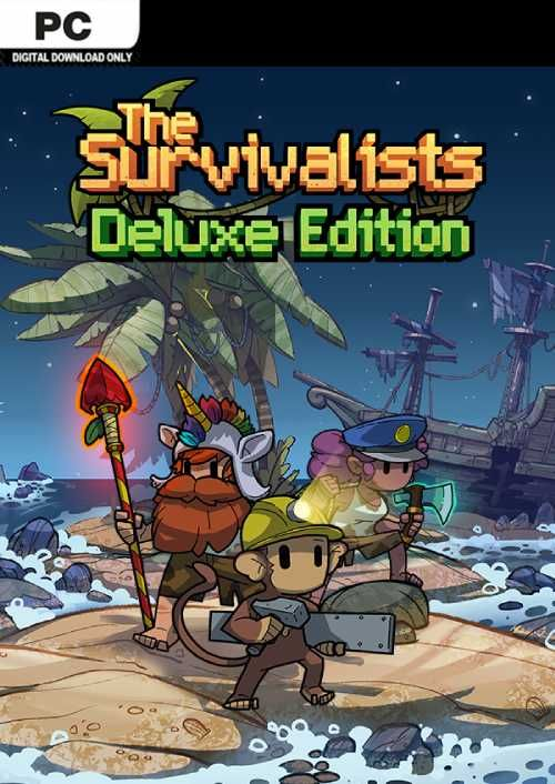 The Survivalists Deluxe Edition PC
