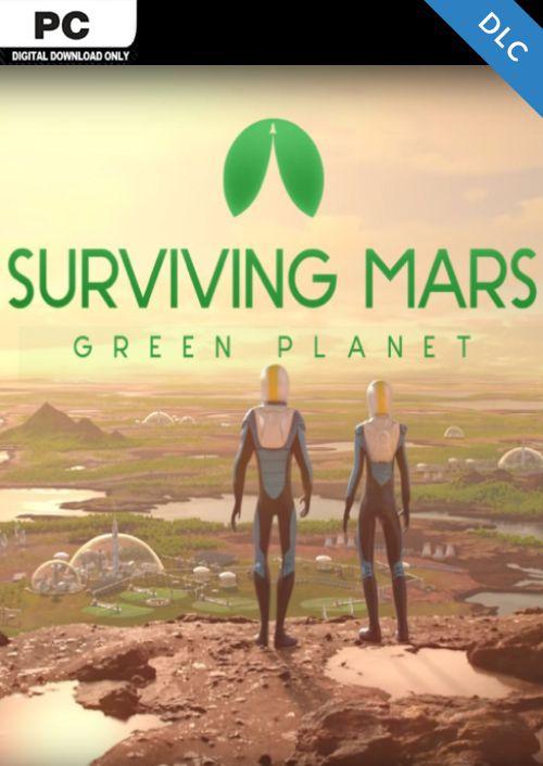 Surviving Mars: Green Planet DLC PC