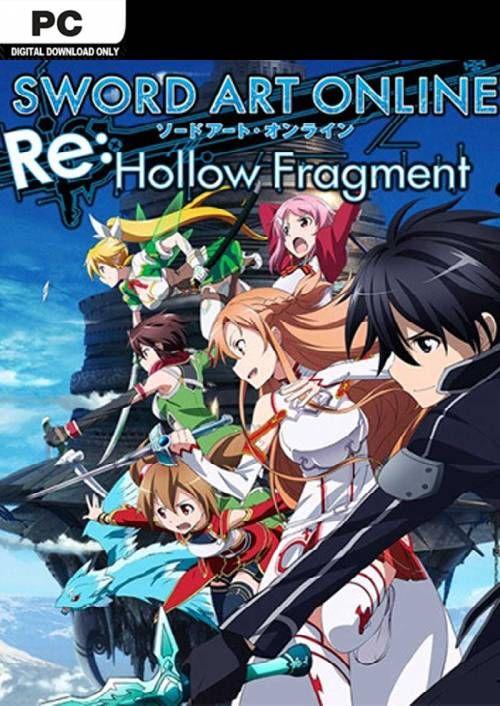 Sword Art Online Re: Hollow Fragment PC