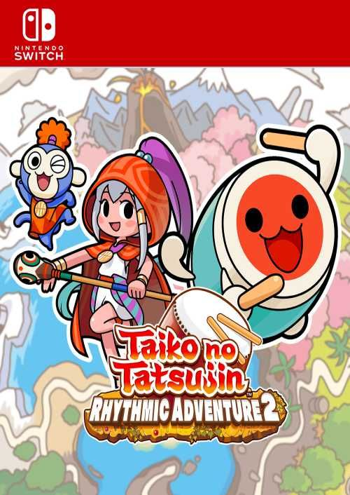 Taiko no Tatsujin Rhythmic Adventure Pack 2 Switch (EU)