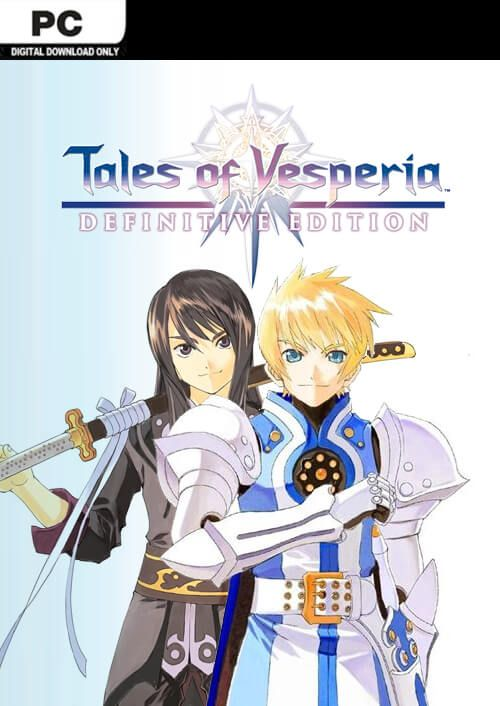 Tales of Vesperia Definitive Edition PC