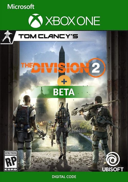 Tom Clancys The Division 2 Xbox One + Beta