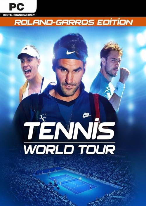 Tennis World Tour: Roland-Garros Edition PC