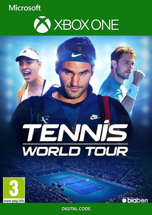 Tennis World Tour Xbox One (UK)
