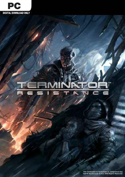Terminator: Resistance PC