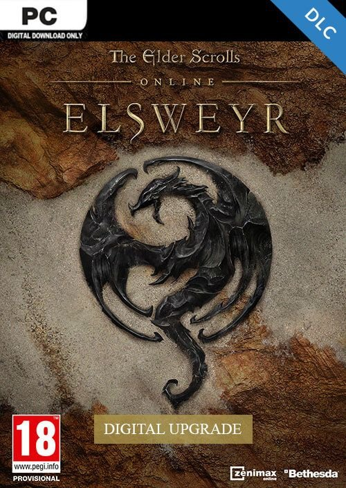 The Elder Scrolls Online - Elsweyr Upgrade PC