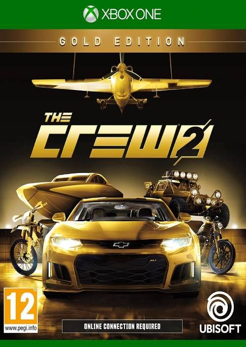 The Crew 2 Gold Edition Xbox One (UK)