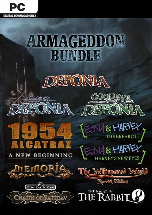 The Daedalic Armageddon Bundle PC